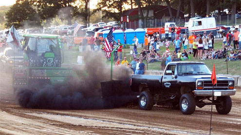 Pike County Fair To Hold Truck, Tractor Pull Instead Of