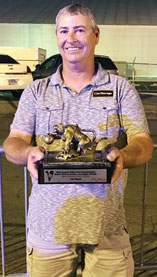 Local Man Brings Home 8-Ball World Championship First Place